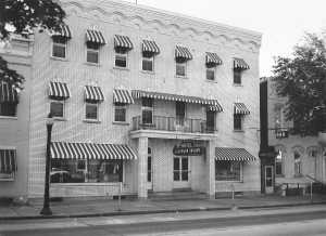 First The Keystone Hotel In 1875 And Later Sterner