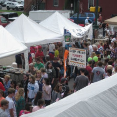 zzSelinsgrove, PA crowds of people event